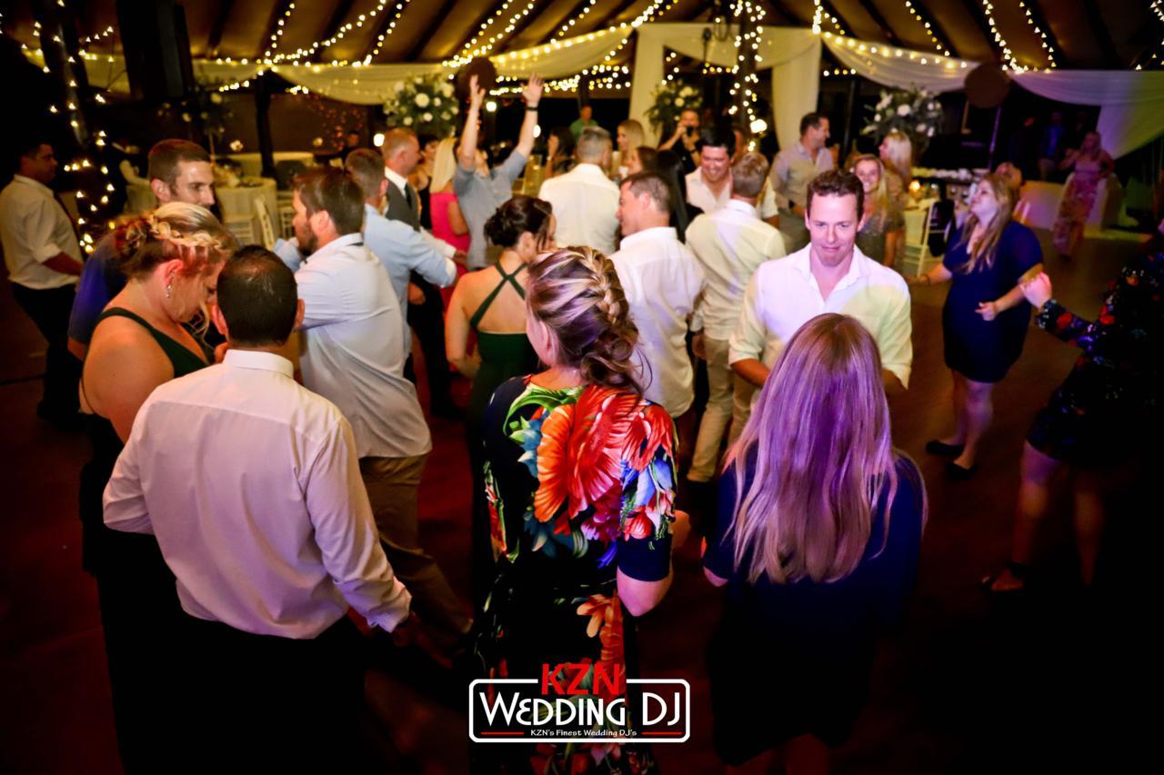 Ballito Wedding DJs - KZN Wedding DJ Durban - Collisheen Wedding Venue