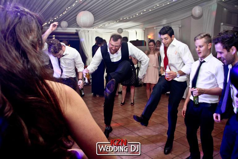 KZN Wedding DJ - Professional Wedding DJs in Durban