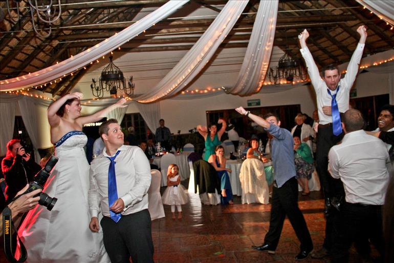 chantecler wedding dj in durban for all wedding ceremonies & receptions in kzn